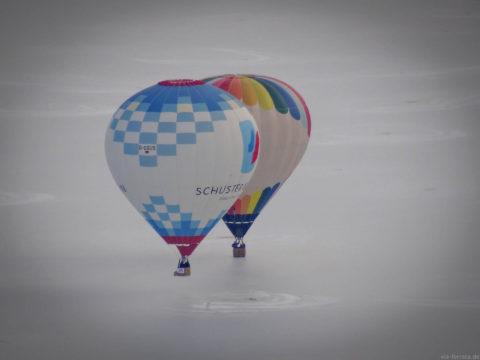 Kaiserwinkl Alpin Ballooning – meine erste Fahrt mit dem Heißluftballon