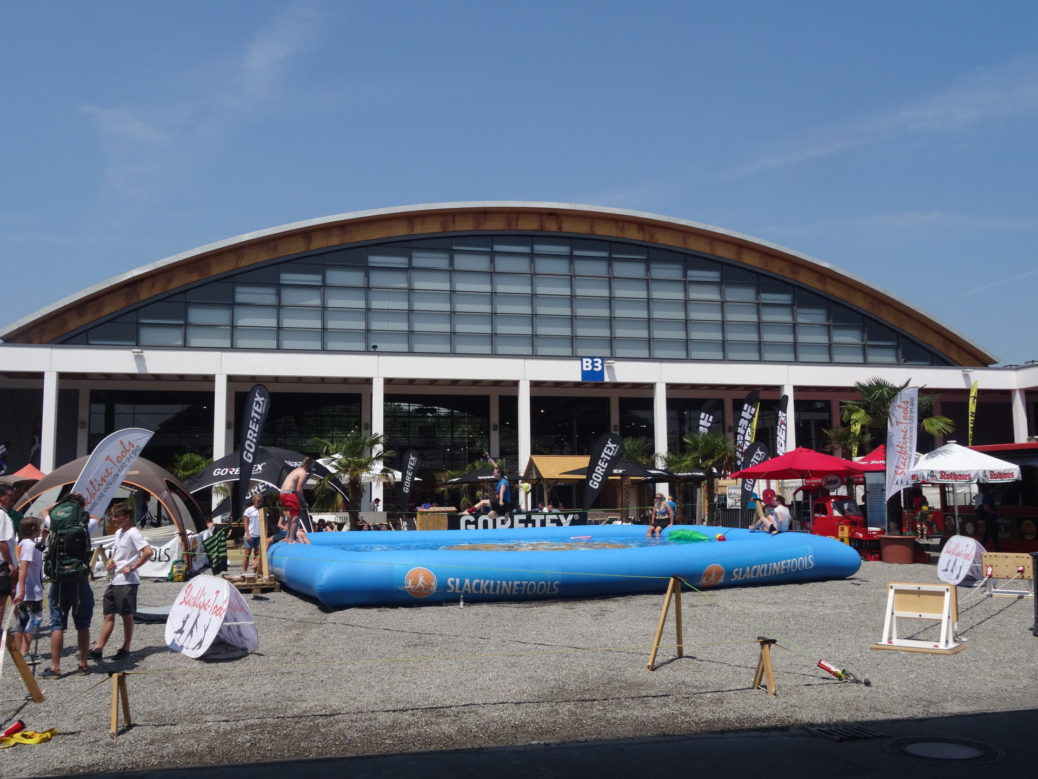 Outdoor Messe Friedrichshafen