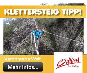 Klettersteig Near Me : Kaiser max klettersteig