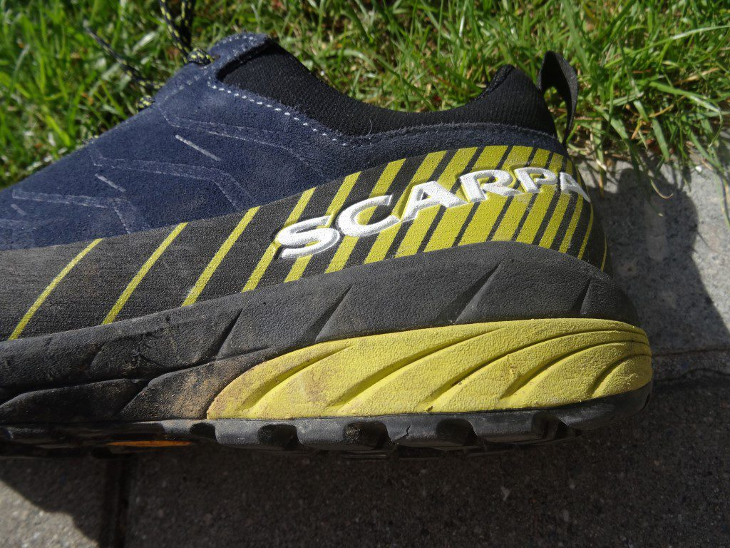 Klettersteigset Damen Test : Scarpa mescalito im test