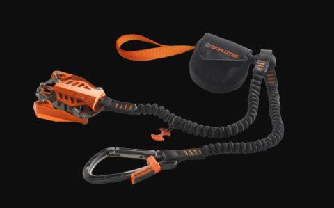 Klettersteigset Test : Skylotec rider 3.0 test via ferrata.de klettersteige