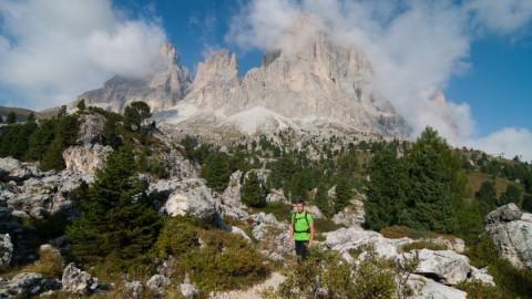 Klettersteig Plattkofel : Klettersteige ↔ klettersteig touren mit karte und topo via