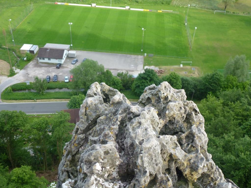 Klettersteig Fränkische Schweiz : Klettersteig obertrubach u2013 eine neue attraktion für die fränkische