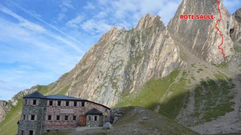 Klettersteig Karte : Klettersteige ↔ klettersteig touren mit karte und topo via