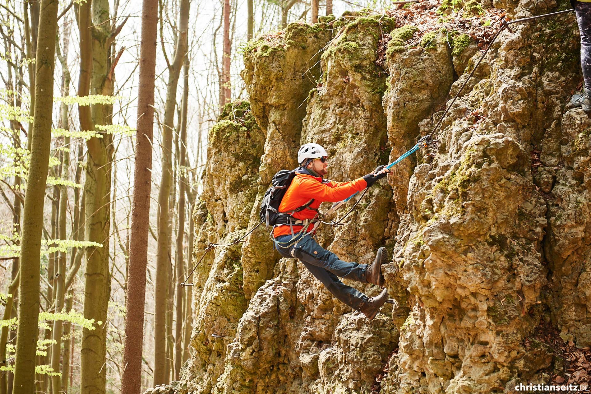 Tree Rider Klettergurt : Https: www.via ferrata.de klettersteig quiz welche klettersteige kennst