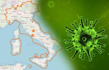 Coronavirus Ganz Italien Sperrgebiet