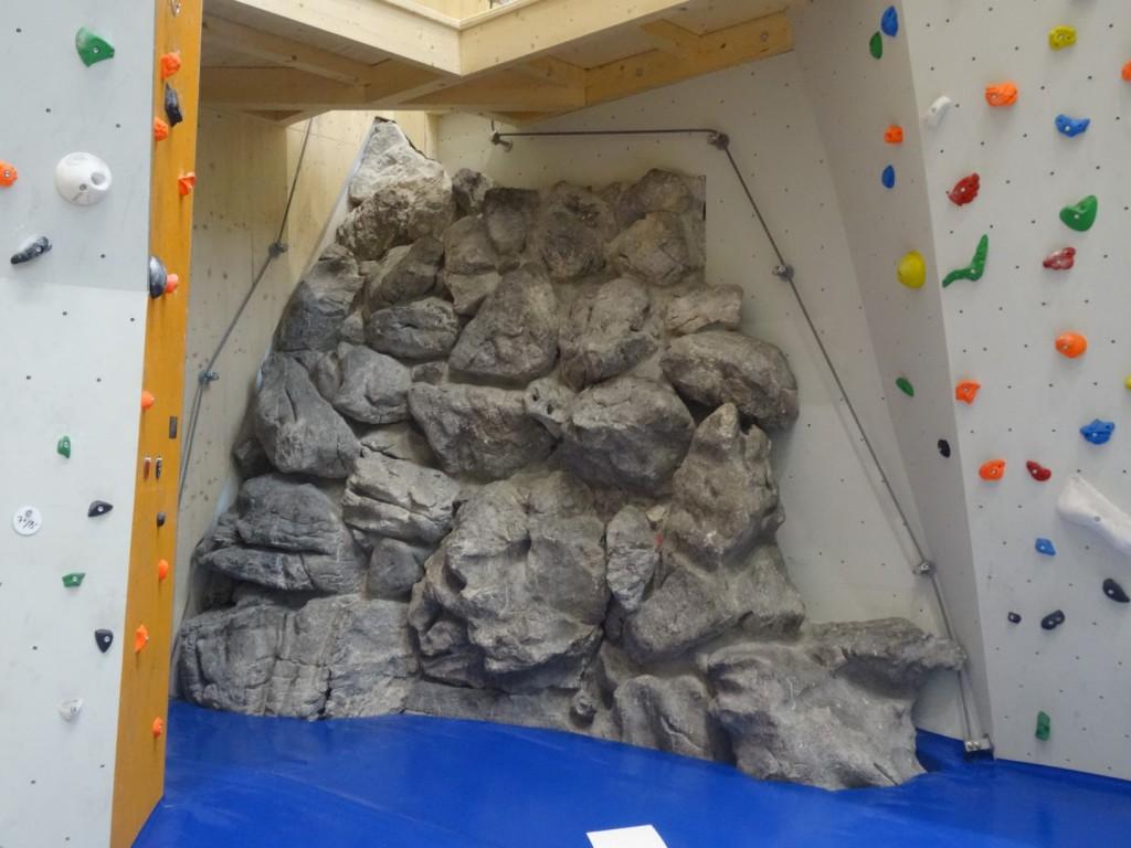 Indoor Klettersteig Ellmau