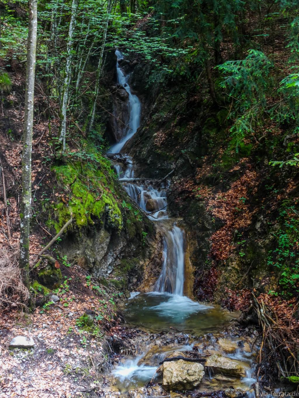 Rehbachklamm Wasserfall