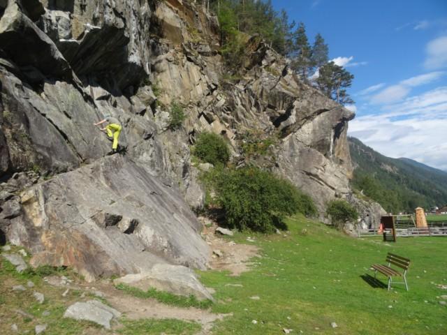 Klettersteig Längenfeld : Flying fox seilparcours in längenfeld tirol Österreich